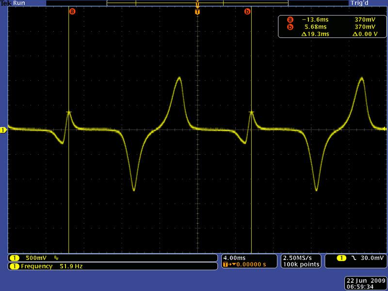 ModularSynthesis - M-3 Tonewheel Generator