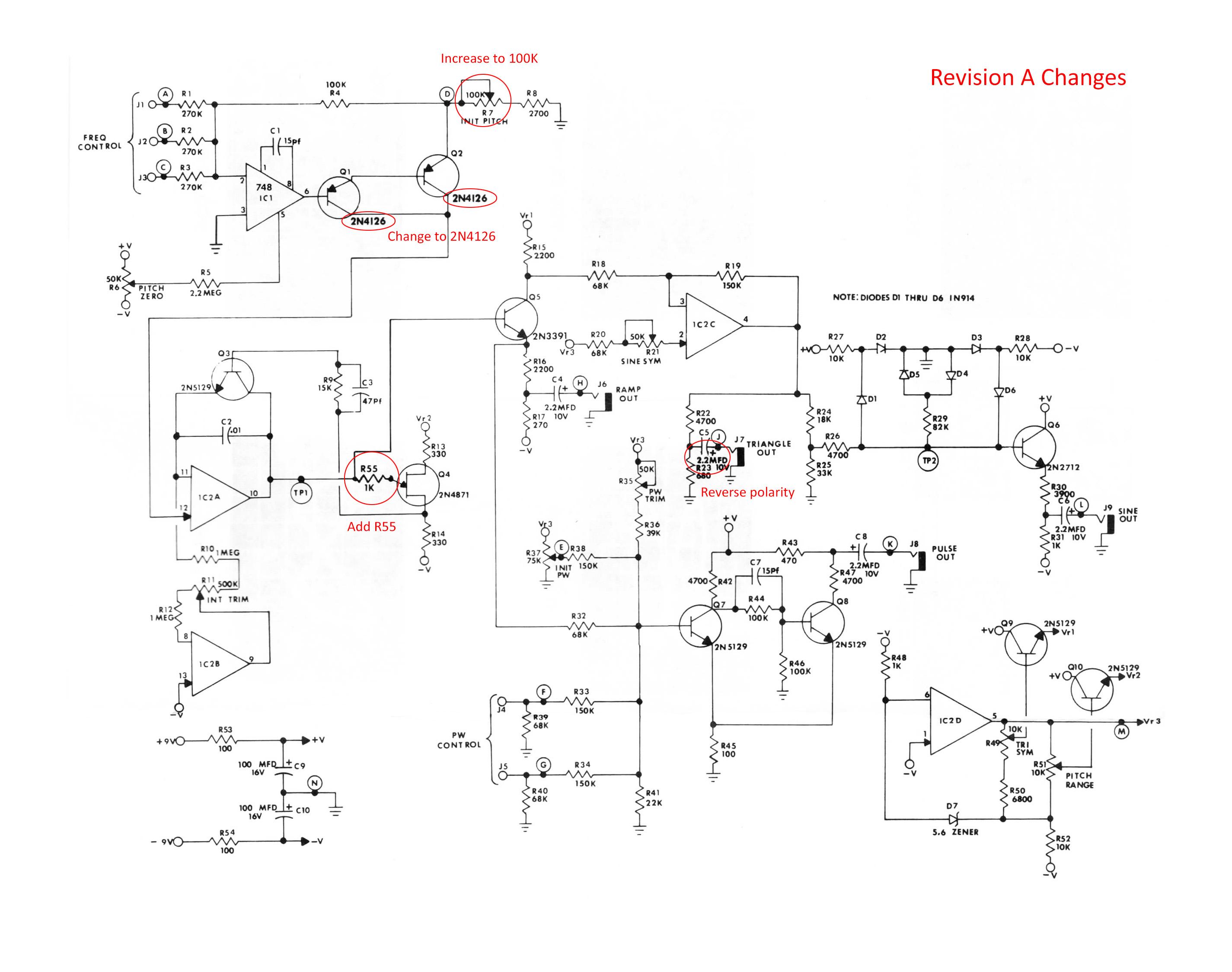 ModularSynthesis - PAiA 4720A VCO on